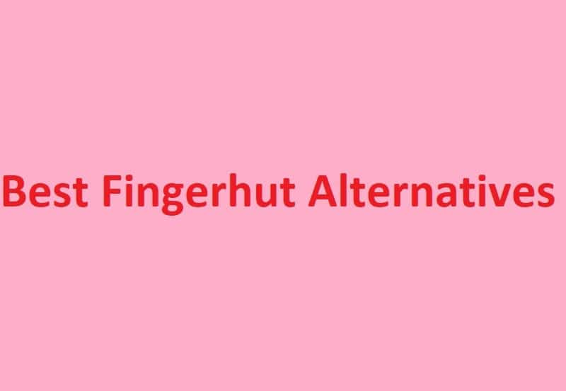 Best Fingerhut Alternatives
